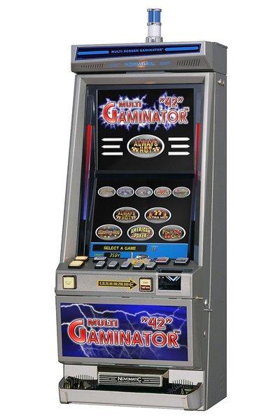 автомат Novomatic
